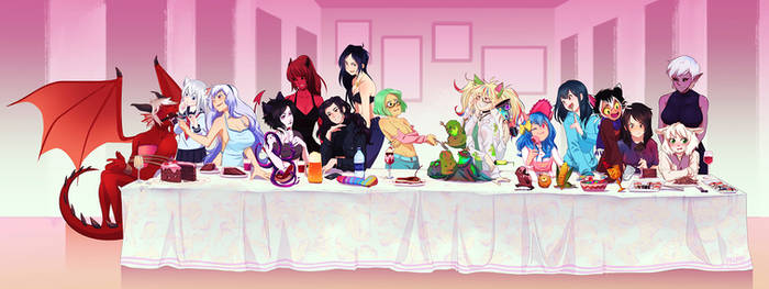 Commission: the last supper