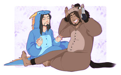 McHanzo Week Day 2: Undercover
