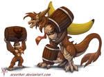 SuperSmashDragons - Donkey Kong