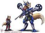 SuperSmashDragons - Fox McCloud