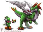SuperSmashDragons - Yoshi
