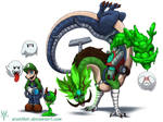 SuperSmashDragons - Lu-Goo-igi Unlockables 1/4