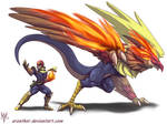 SuperSmashDragons - Captain Falcon Unlockable 3/4
