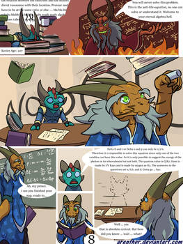 Dragons Oath - Act 1. pg. 8.