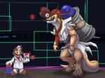 SuperSmashDragons Melee - Dr.Mario (Unlocked)