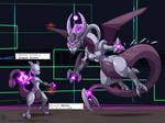 SuperSmashDragons Melee - Mewtwo (Unlocked)