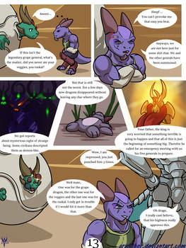 Dragons Oath - Act 1. pg. 13.