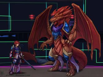 SuperSmashDragons Melee - Roy (Unlocked)