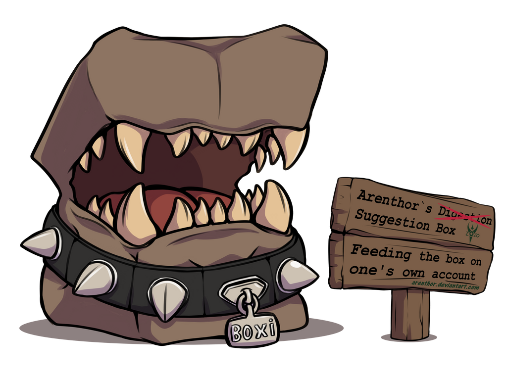 Arenthor's Suggestion Box