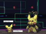 SuperSmashDragons Melee - Pichu (Unlocked)