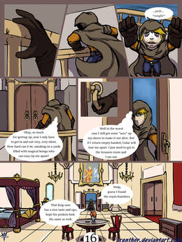 Dragons Oath - Act 1. pg. 16.