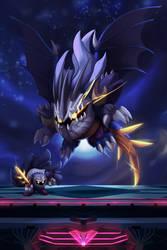 SuperSmashDragons Brawl - Meta Knight