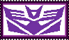 Decepticons Stamp by CosplayDreams16