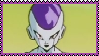 Frieza Stamp by CosplayDreams16