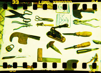 Tools by Rabotnik