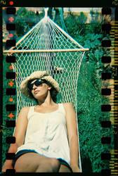 Sunny Garden by Rabotnik