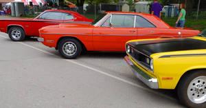 Car Show 2/7: Colorful Spread 2