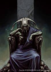 Hades by kometani