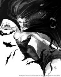 Vampire by kometani
