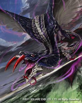 MONSTER x DRAGON art work02
