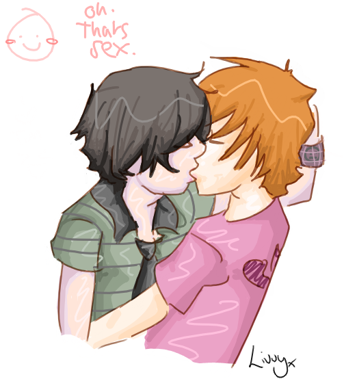 emo boys kissing emo boys. 2010 Emo Boys Kissing by