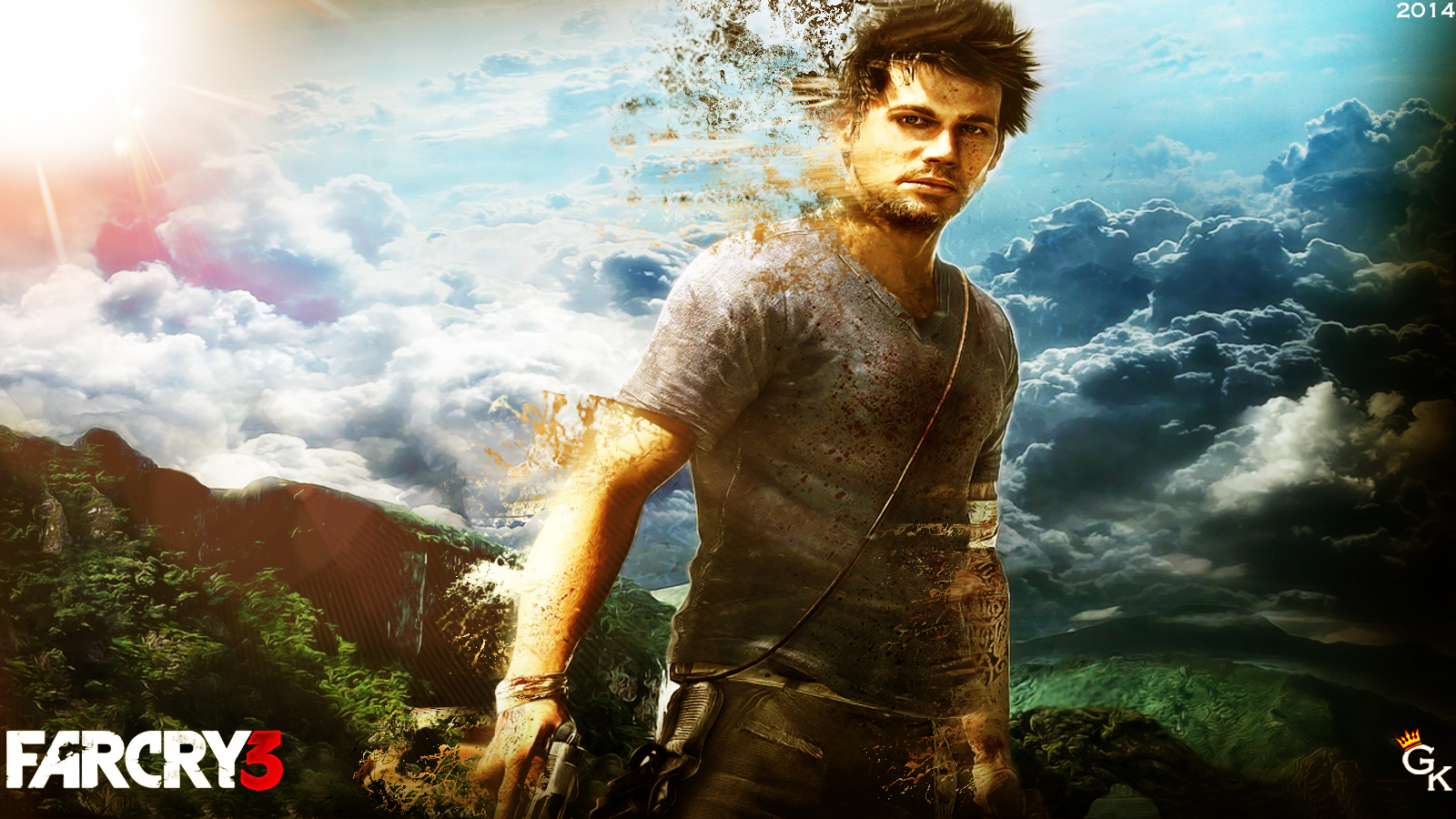Far Cry 3 - Jason Brody [{Fade Away}] by General-K1MB0 on ...