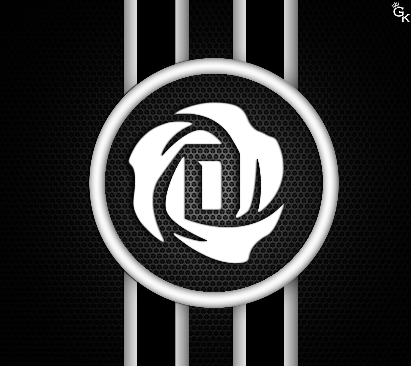Derrick Rose Emblem (GK) Phone Wallpaper by General-K1MB0