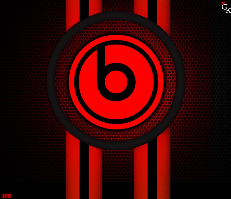 Dre Beats Logo Phone Wallpaper Gk By General K1mb0 On Deviantart
