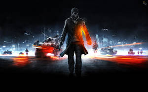 Watch Dogs - Aiden Pearce (BF3) *GK* by General-K1MB0