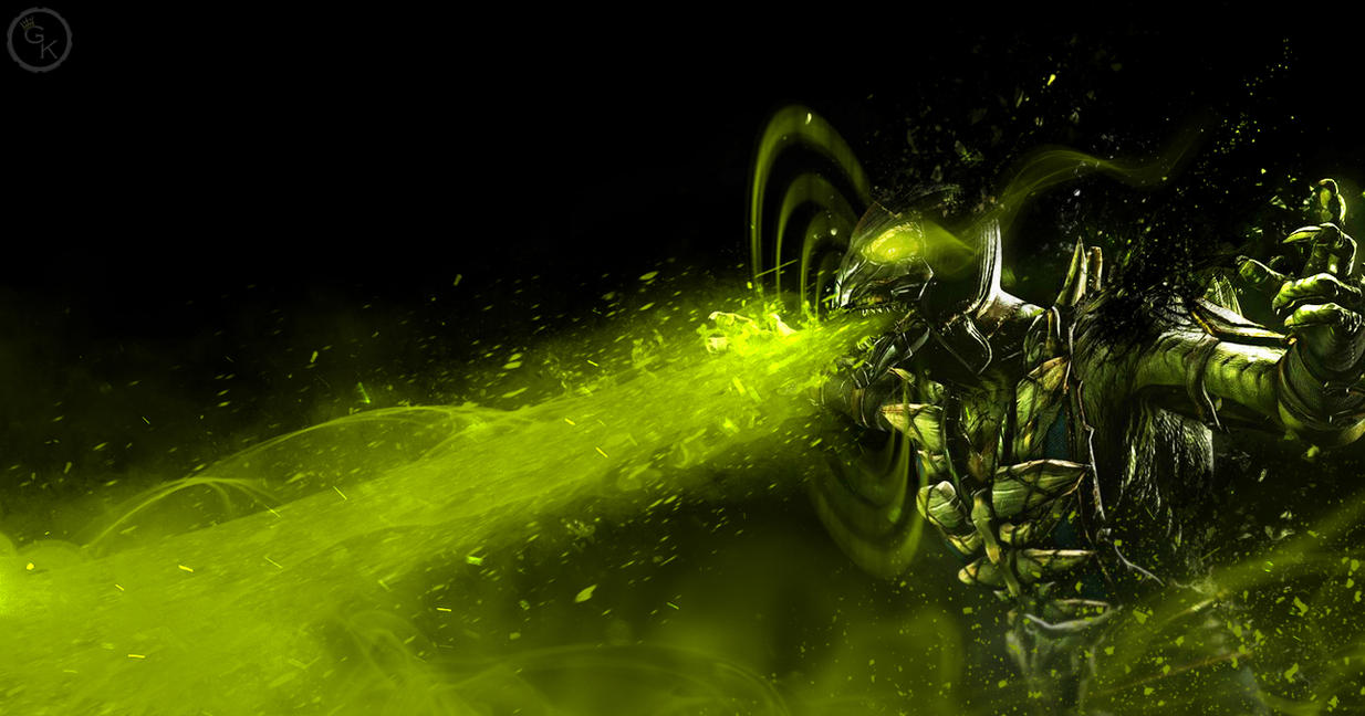 mortal kombat x - reptilegeneral-k1mb0 on deviantart