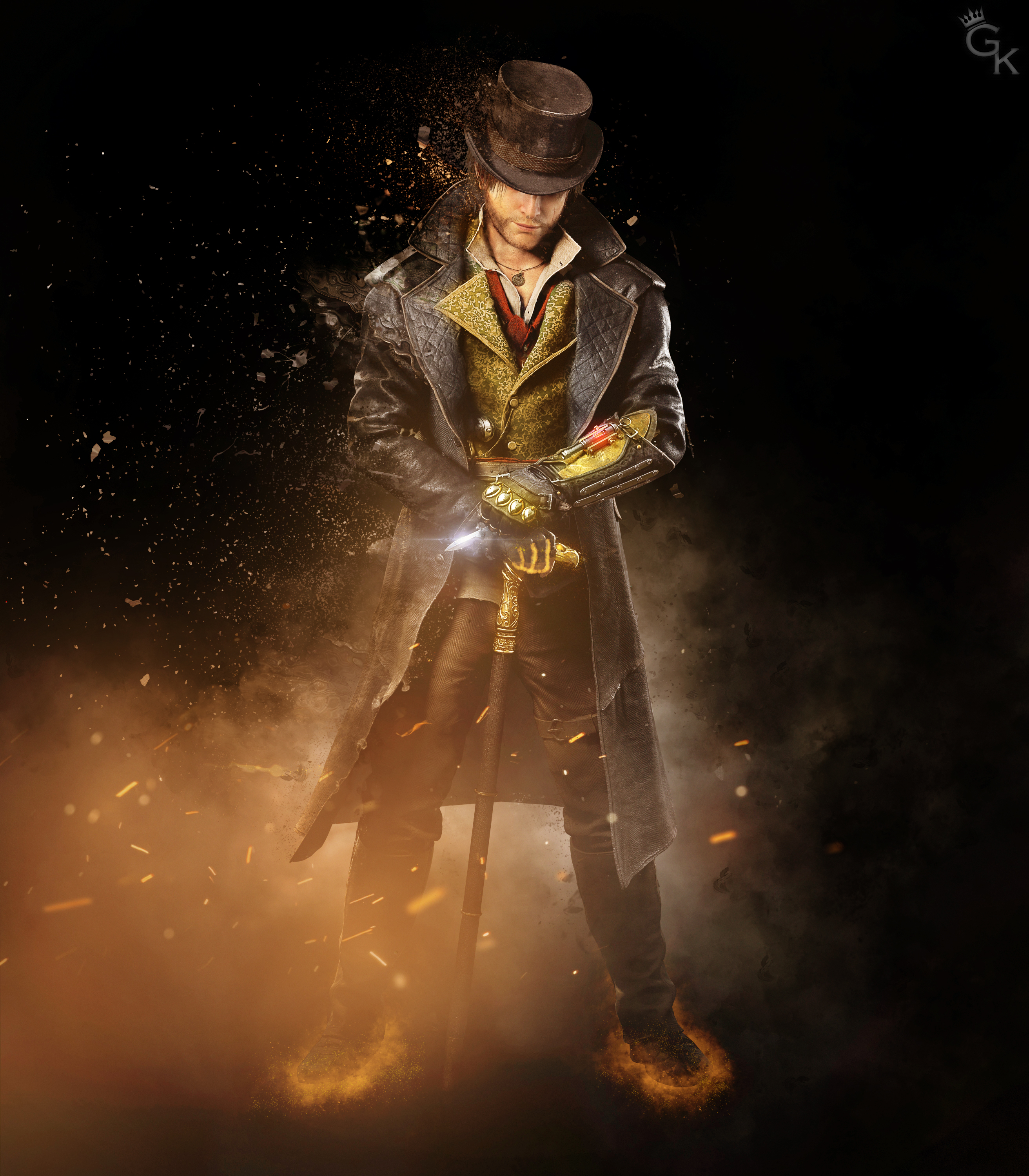 Assassin S Creed Syndicate Jacob Frye By General K1mb0 On Deviantart