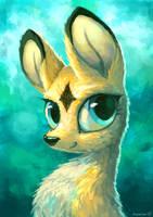 <b>Foxpone Thingy Commission</b><br><i>Drawirm</i>