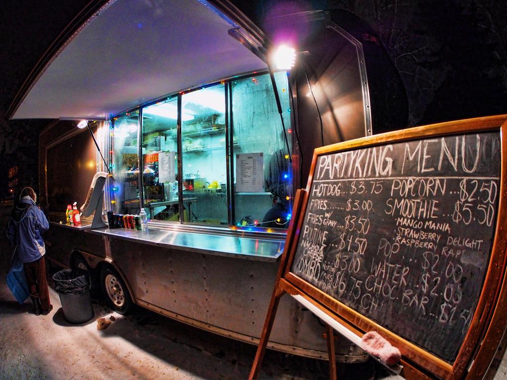 Mm Food Truck