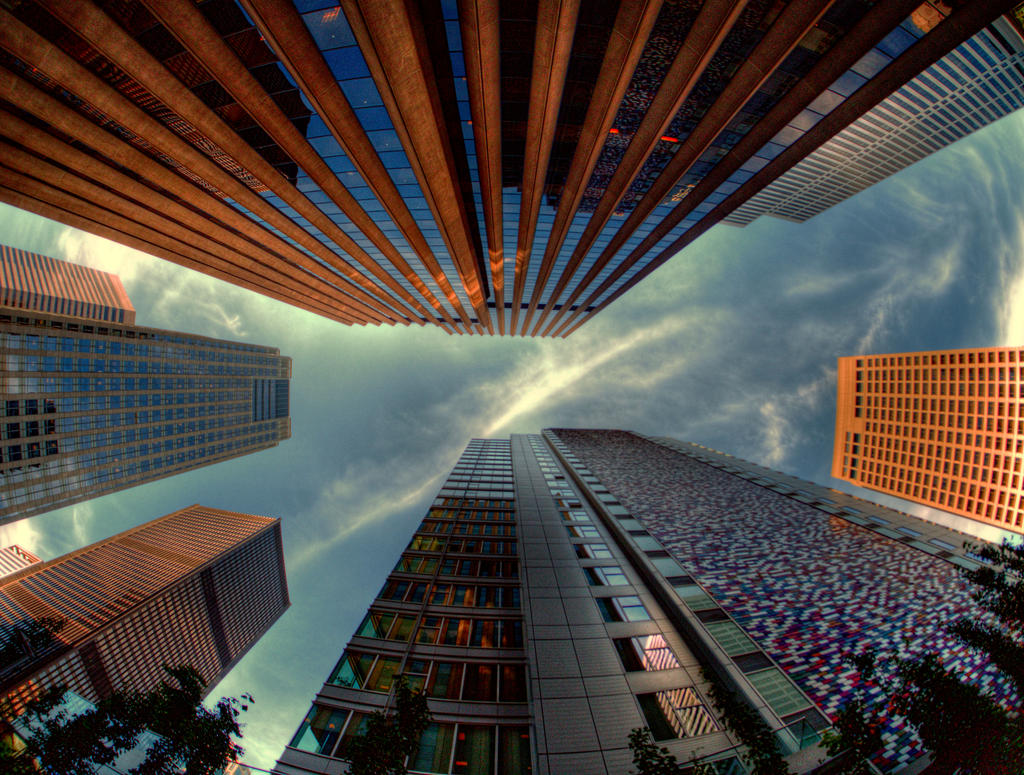 A view from Below by AgilePhotography