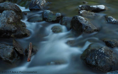 Water Clouds by AgilePhotography