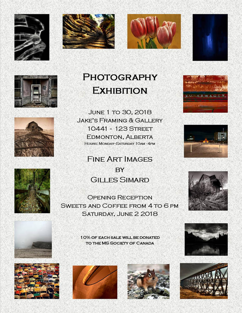 June Exhibition - 2018