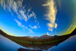 Pyramid Lake by AgilePhotography