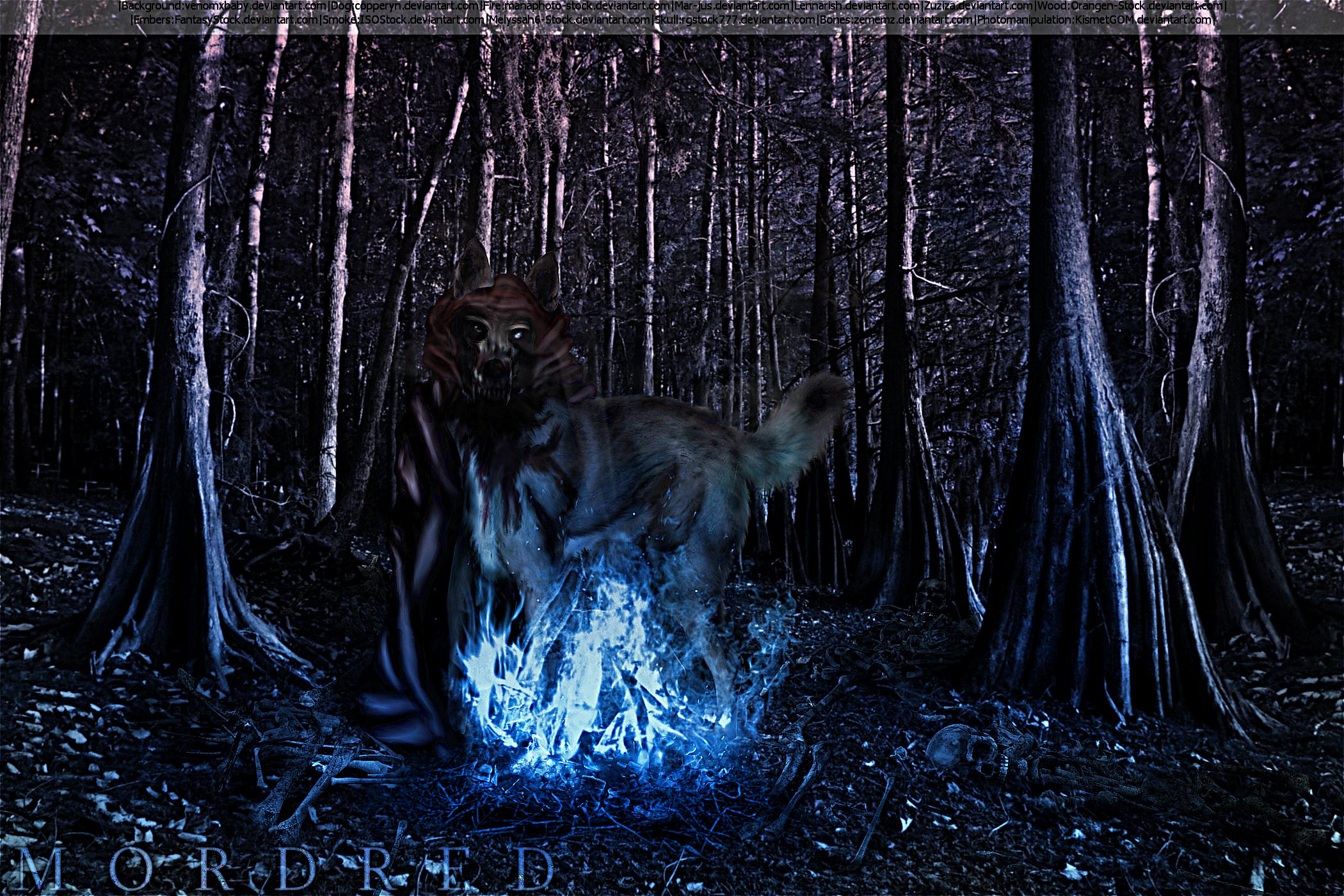 Lucifer's Angel - Blue