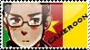 Hetalia's Cameroon Stamp by AkariMarco