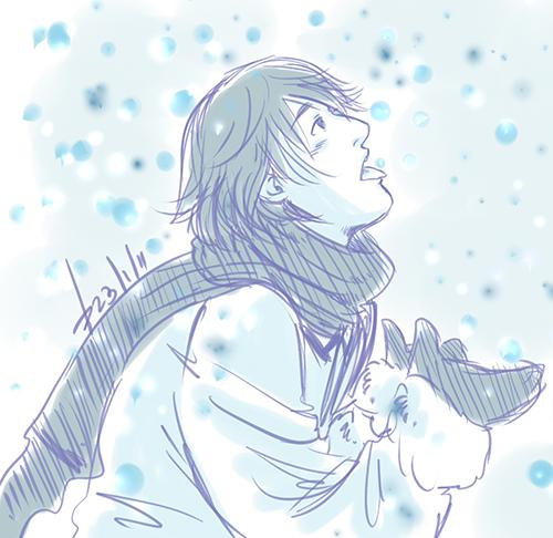 Sketch6:Vanya by AkariMarco