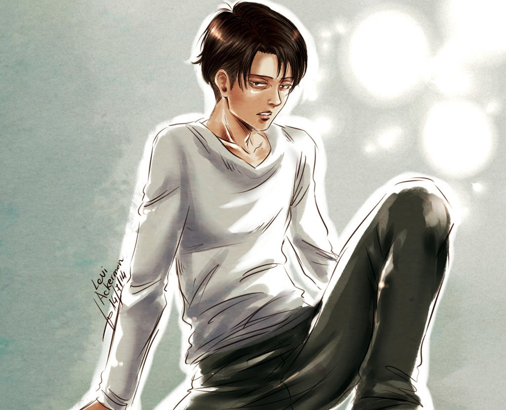 Levi Ackerman by AkariMarco