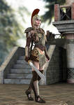 Tala Character Concept 2