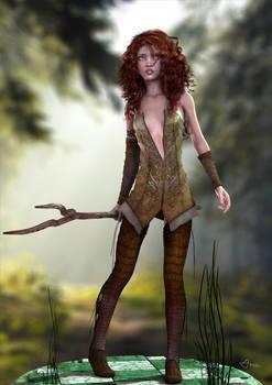 Vania Character Concept 2