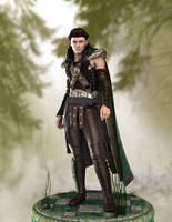 Kallian Cu Kyllach Character Concept by Bad-Dragon