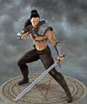 Kingu Character Concept