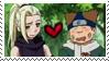 InoChou Luff Stamp by Miyazaki-A2