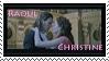 Christine+Raoul Luff Stamp by Miyazaki-A2