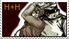 Wolfe + Wolf Luff Stamp by Miyazaki-A2