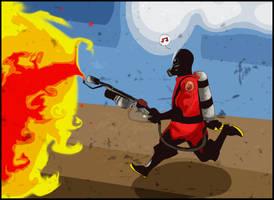 pyros gonna...pyrate or sommat by Miyazaki-A2