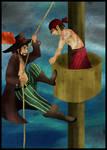 Kurtofsky Week: Day 1: Pirates